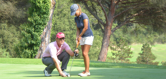 Vacances de golf avec hA�bergement hA?tel